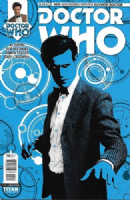 Doctor Who The Eleventh Doctor Adventures #14 (Cover B)